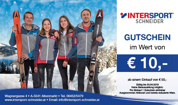 Sport 2000 Gutschein Skiverleih